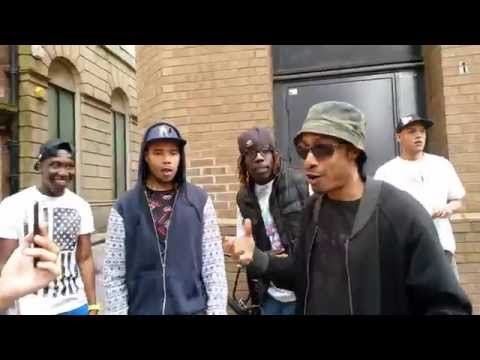 Freestyle | Manchester | Mothers Against Violence 2015 | Post Gig
