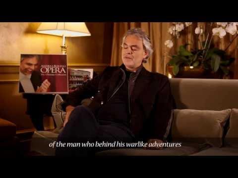 Andrea Bocelli – CELESTE AIDA – Aida (Commentary)