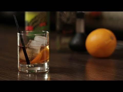 Oaxacan Old Fashioned - A Modern Classic - The Cocktail Spirit with Robert Hess
