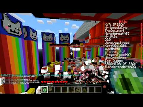 Minecraft - Mini Games with The Crew!