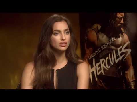 FHM meets Irina Shayk to talk Hercules and Victoria's Secret