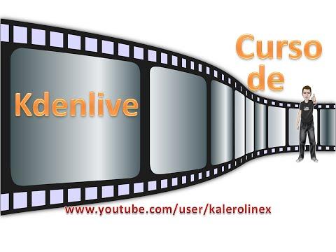 KN14: Kdenlive - Cómo exportar los proyectos creados a diferentes formatos de video