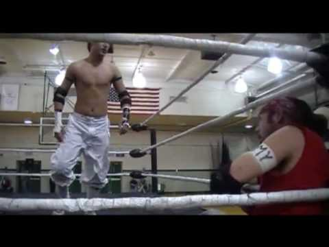 ACPW Ian Cross vs. Little Mondo (Junior Championship) Video