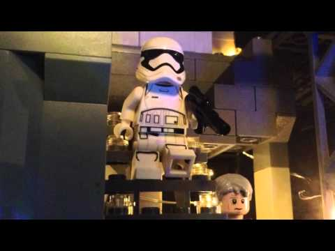 Lego Star Wars The Force Awakens Thermal Oscillator Moc