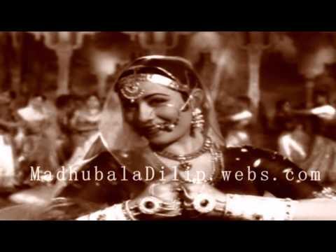 Madhuban Mein Radhika Nache (Dilip Kumar & Madhubala)