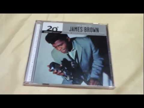20th Century Masters: The Millennium Collection: Best Of James Brown CD Unboxing