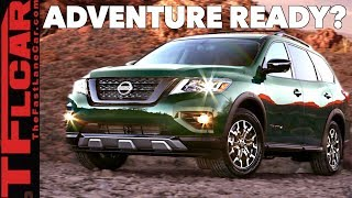 2019 Nissan Pathfinder Rock Creek Edition: Trail Ready or Just Trendy?