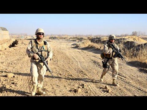 President Barack Obama Announces Extension of Troop Levels in Afghanistan (HL26)