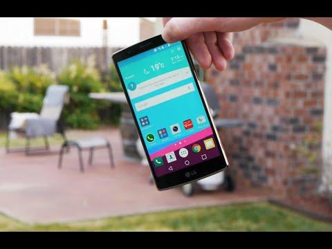 LG G4 Durability Drop Test!