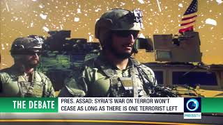 WW3 IN ENGLISH: The Debate: US Syria Plans 03-14-2018