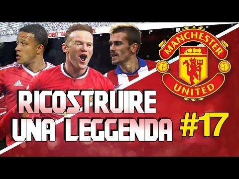 FIFA 16 - Carriera Allenatore: Manchester United #17 - Ultime Settimane
