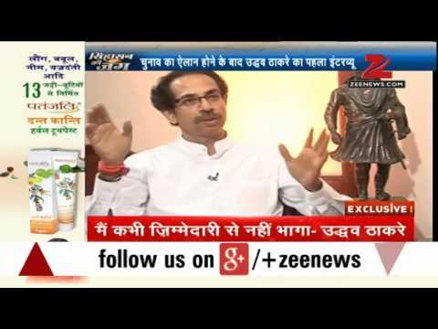 BJP-Shiv Sena split: Exclusive with Uddhav Thackeray