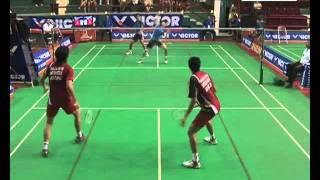 Download Lagu Agrippina P/Marcus F (Indonesia) VS Rendra W/Rian Sukmawan (Indonesia) Babak Semifinal Ganda Putra Gratis STAFABAND