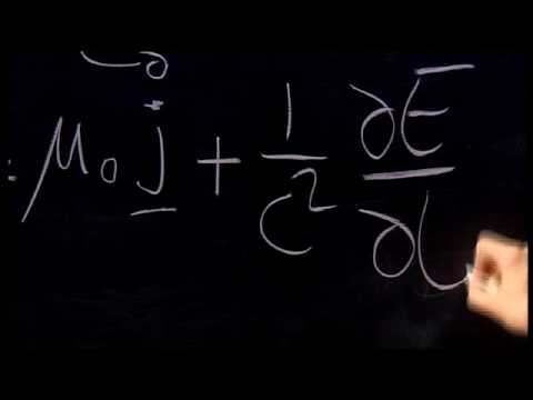 The Unification of Electricity and Magnetism (8 of 15)