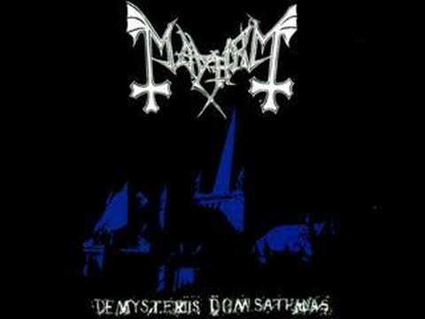 Mayhem - From The Dark Past
