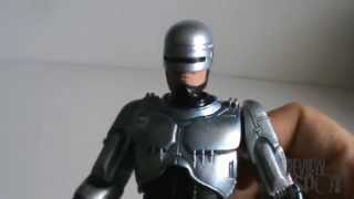 Toy Spot - McFarlane Toys Movie Maniacs Series 7 Robocop Figure