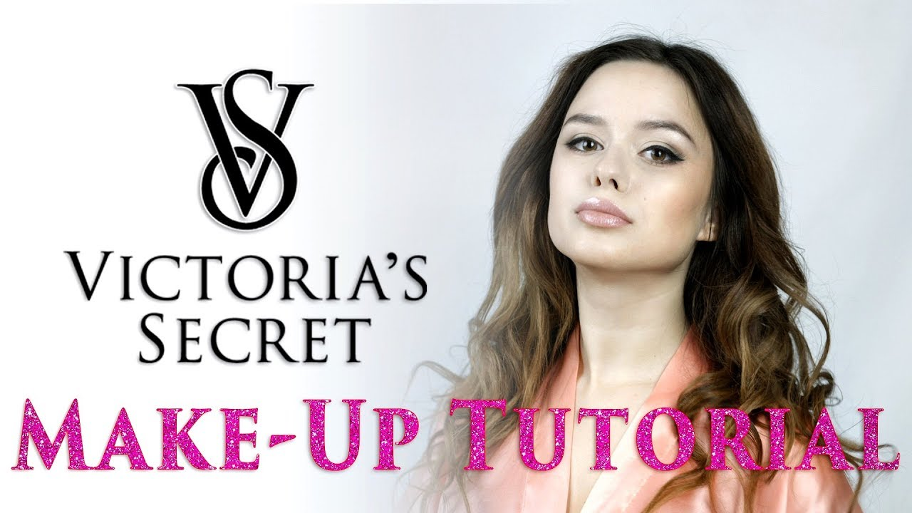 Victoria secret makeup tutorial
