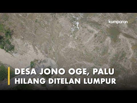 Desa Jono Oge, Palu, Hilang Ditelan Lumpur