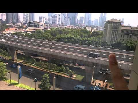[For Riding Java] Mitsubishi Electric Elevators - LOTTE Shopping Avenue, Jakarta + a TOUR