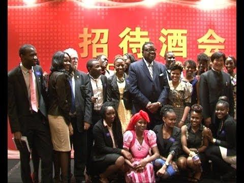 Namibia China Students-NBC