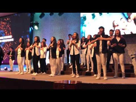 Choir NDC NCH2 - Terbesar dan Mulia (NDC Worship)