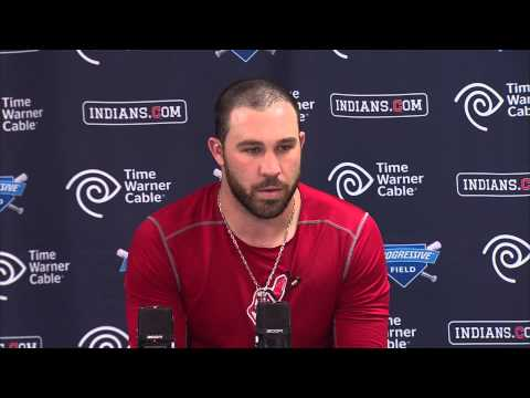 Indians' Jason Kipnis on what 'sucks' about his hitting streak