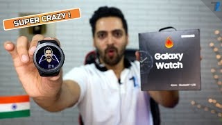 The Most Premium Android 4G Smartwatch ! GIVEAWAY🔥