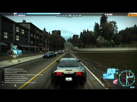 Need For Speed World - Supra Review