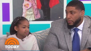 Devon Still And Daughter Leah Reflect On Cancer Remission Journey | TODAY