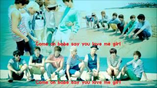 Watch U-kiss Sweety Girl video