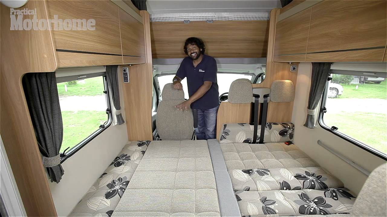 The Practical Motorhome Swift Escape 696 Review Youtube