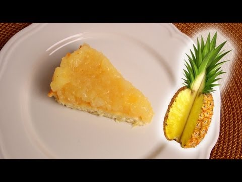 Ricotta Pineapple Pie Recipe – Laura Vitale – Laura in the Kitchen Episode 358