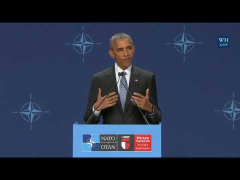 "Obama: ""America Is Not Divided""- Full Press Conference"