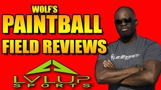 WOLF REVIEWS LVLUP PAINTBALL FIELD IN OHIO