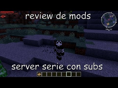 SERIE CON SUBS   SERVER MODS   REVIEW