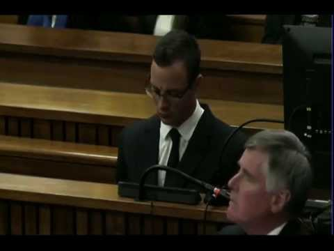 Oscar Pistorius Trial: Thursday 3 July 2014, Session 3