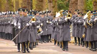 The Band of the RAF regiment