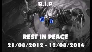 [TR] REST IN PEACE RENGAR ( I CRY EVERYTIEM )