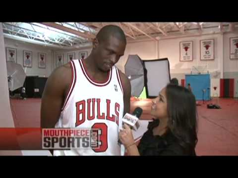 Luol Deng on Getting Back on the Court for the Chicago Bulls