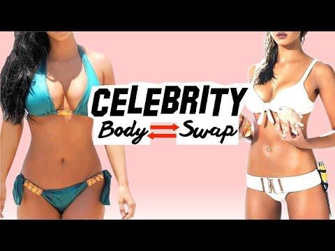 BODY SWAP! - Kim Kardashian as 007 Bond Girl! - DR. NO