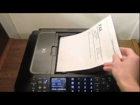 how to send email to a fax machine