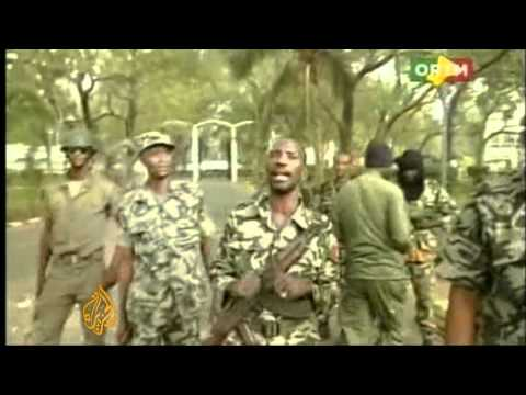 Uncertainty in Mali after military coup