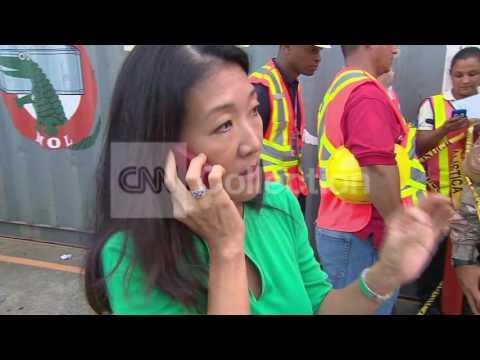 PANAMA:NORTH KOREA SHIP CONTAINS WEAPONS