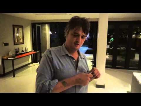 Pete Doherty Testimonial