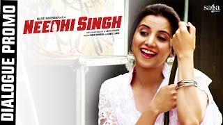 Needhi Singh |  Dialogue Promo 5 | Latest Punjabi movie 2016 | SagaHits