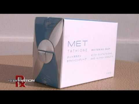 GENERATION RX - METATHIONE SOAP
