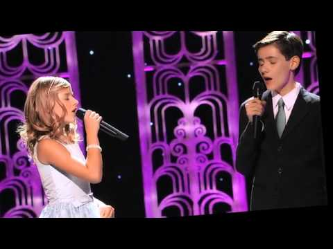 Jackie & Jacob Evancho I See The Light