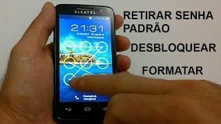 Alcatel M POP - Como Desbloquear [Hard Reset]