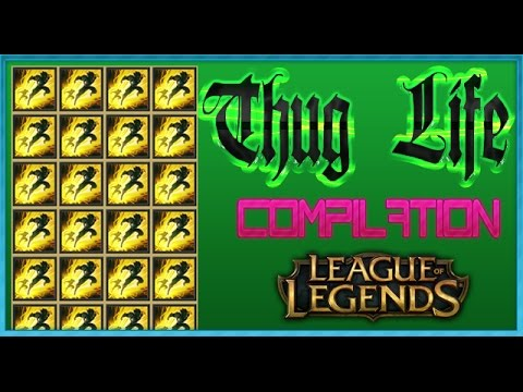 Best Flash, Melhores Flashs, THUG LIFE! (League Of Legends)
