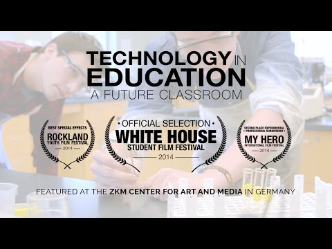Technology In Education: A Future Classroom video